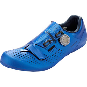 Shimano SH-RC5 Bike Shoes, blue